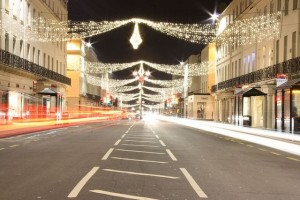 Leamington at Christmas