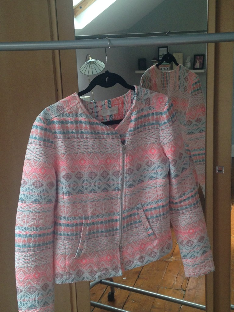 Harris Wilson Pink Tribal Print (Available in Karabo, Leamington Spa)