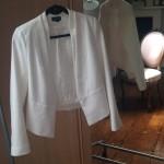 Topshop's Crisp White Blazer