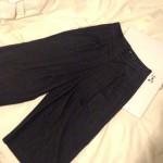 Presenting my Gaucho Pants