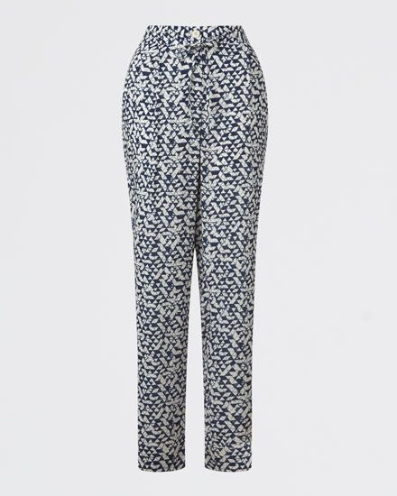 Smart but relaxed vibe with these Jigsaw trousers