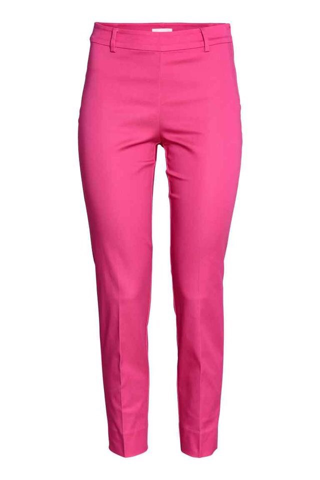 H&M Hot Pink Slacks - £12.99