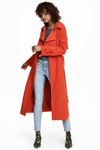 H&M Trench Coat - £59.99